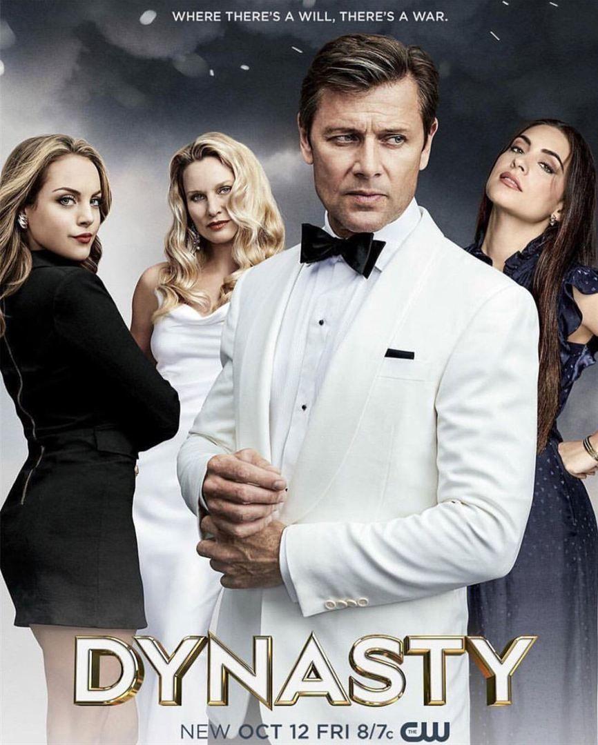 VoirFilms présente la série Dynasty Saison 2 en Streaming VOSTFR et VF