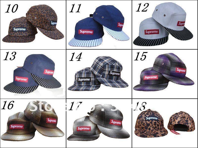 4aac5f36092 Wholesale 22pcs lot Supreme baseball snapback hats Adjustable Free Shipping  on AliExpress.com.  130.00