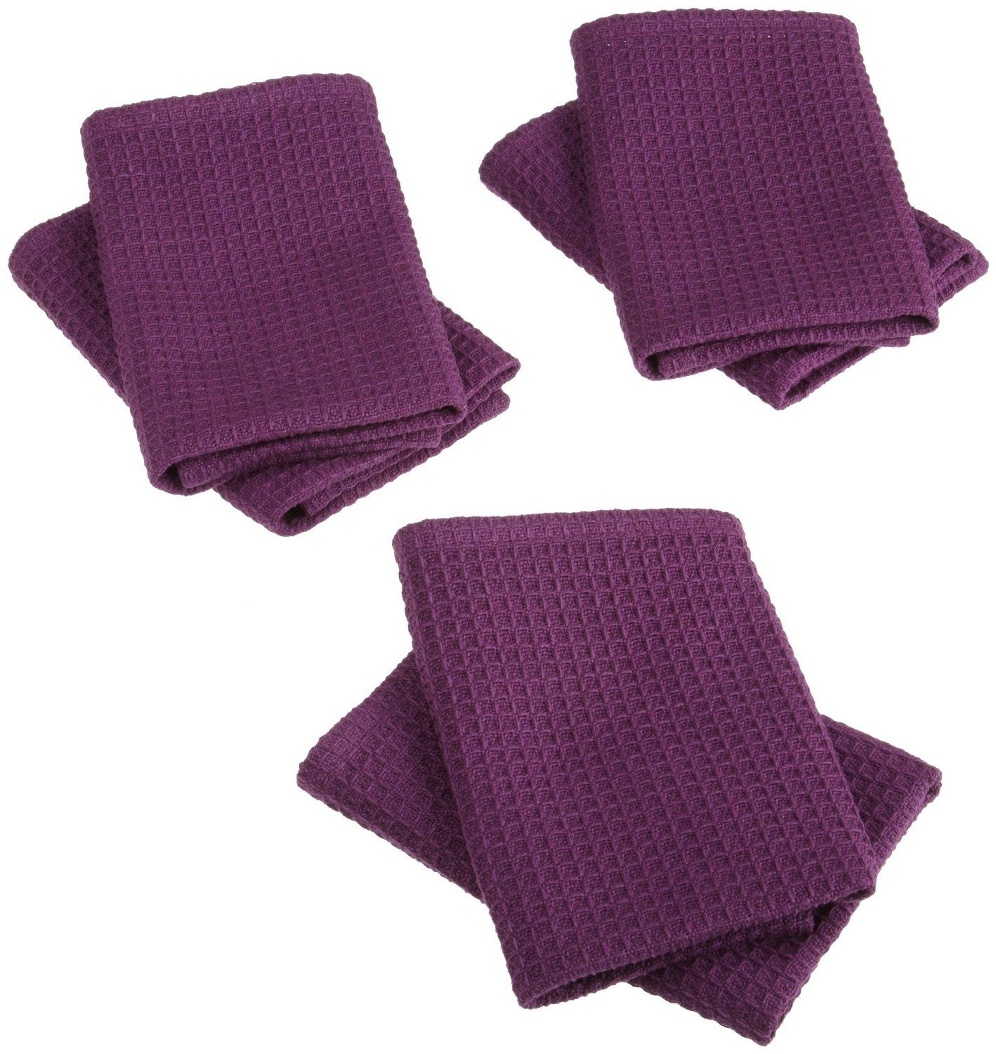 Dii 100 Cotton Waffle 13 Inch By