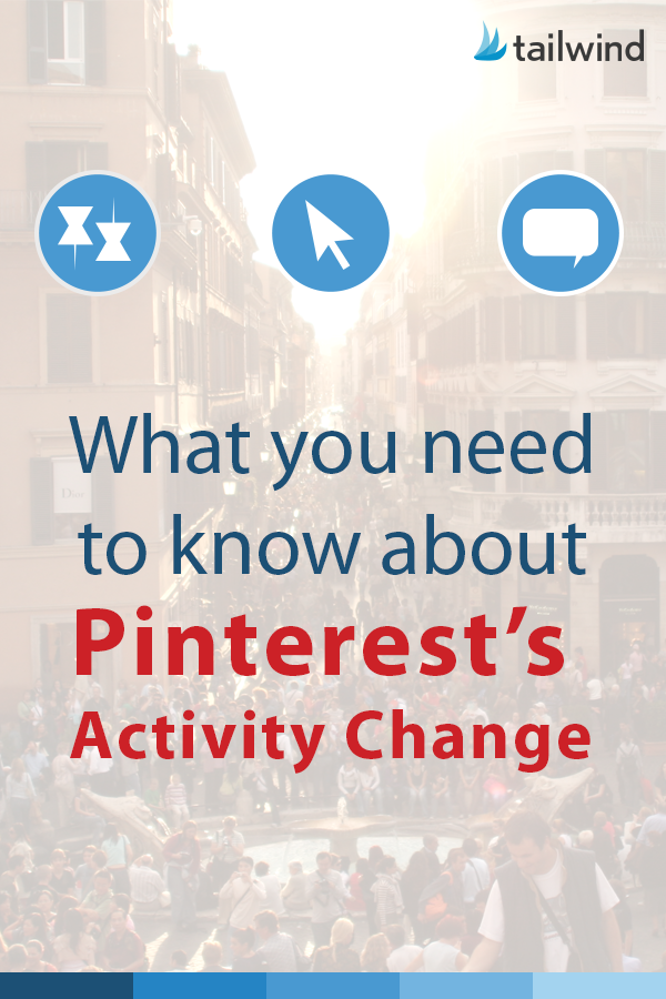 Have you noticed anything weird with your Pinterest account lately? No descriptions? Pins that suddenly have 1,000s of repins? You're not alone and don't worry - there isn't anything wrong with your account. Pinterest is just rolling out some new changes.