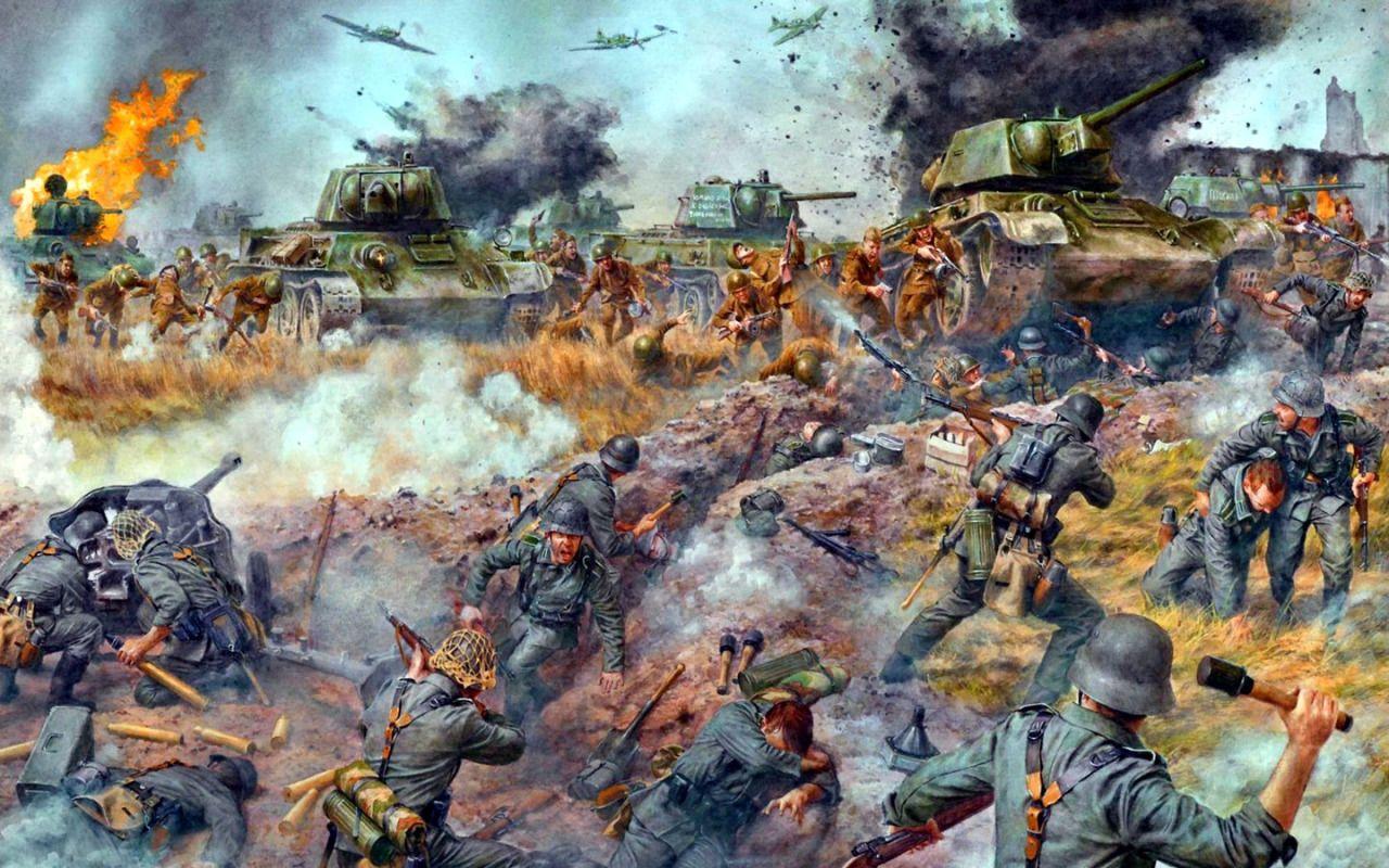 Картинки сражений в войну