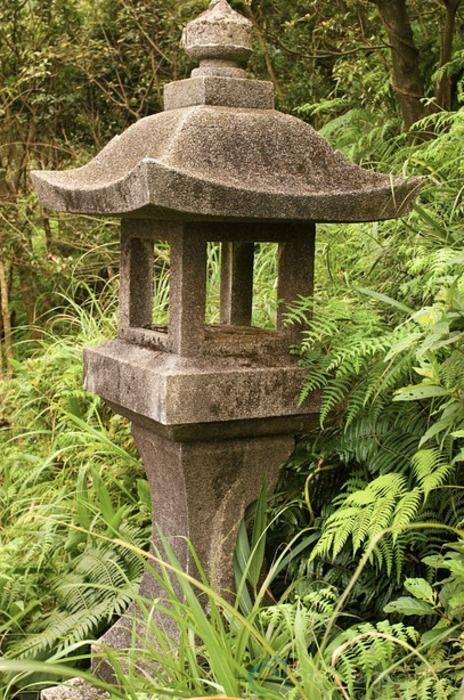 Stone Japanese Garden Lanterns, Oriental Stone Garden Lanterns