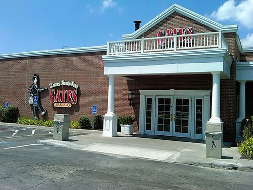I Of My Favorite Places To Eat When I Go To Kansas City Gates Bbq
