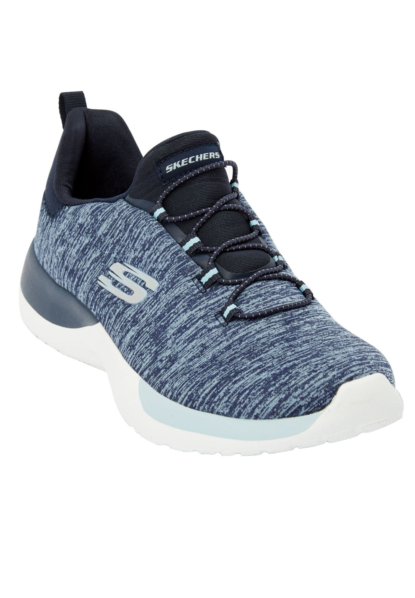 8bc4cbb9b02 The Dynamight Break Through Sneaker by Skechers - Women s Plus Size Clothing