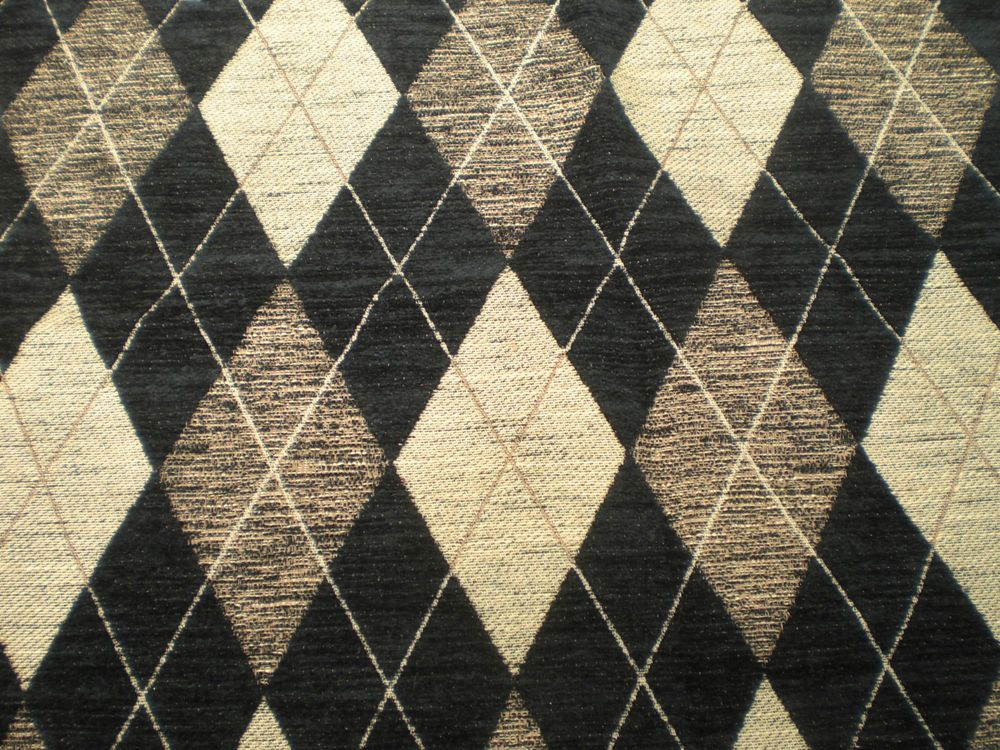 Zoffany Upholstery Remnant Harlequin 85 X 65 Cm Cotton