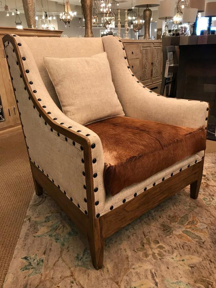 MagnificentBeddingIdeas CHAIRS in 2020 Cowhide