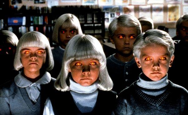 El Pueblo De Los Malditos 1995 Creepy Kids Evil Children Children Of The Corn
