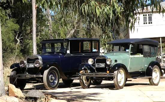 A Picture Review Of The Old Cars Australia Australian