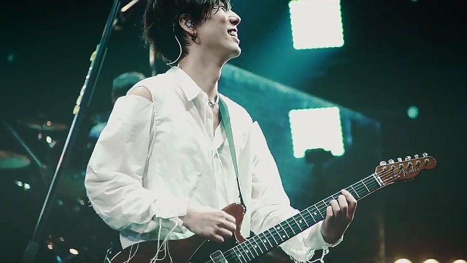 笑顔の野田洋次郎