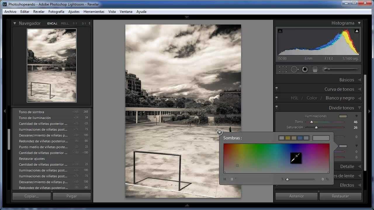 Procesado de ejemplo con Lightroom 4 y Photoshop CS6 | Vídeos sobre ...