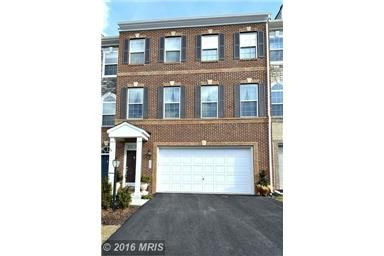 1778 Moultrie Terrace, Leesburg, VA 20176 Sold $500,000 Beautiful almost new 2 car garage TH in River Pointe