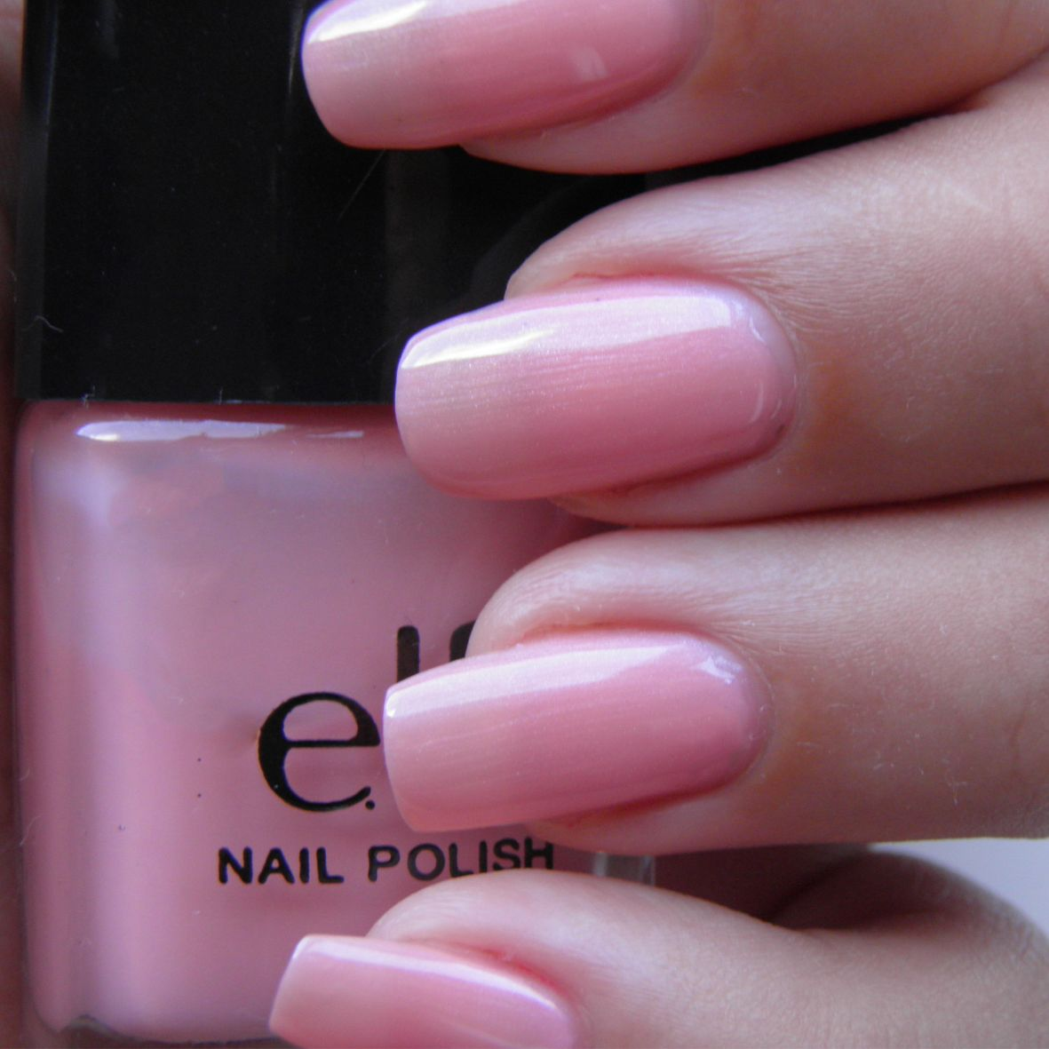 Cute Pink Nail Polish Designs Elf Light 8