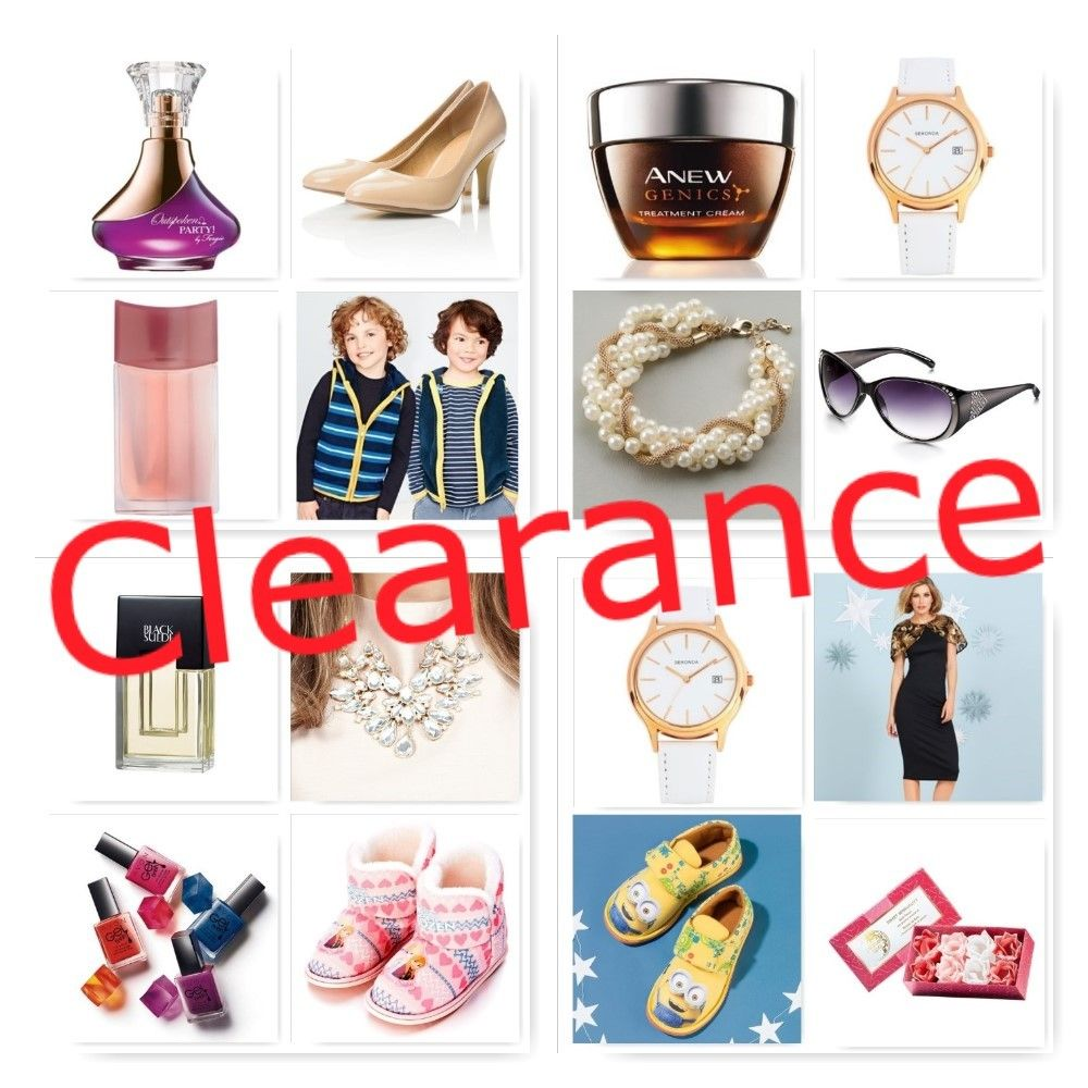 CLEARANCE NOW TILL 30TH AUGUST 2016 ORDER NOW BEFORE THEY'RE GONE.  AMAZING PRODUCTS AT LOW PRICES, GRAB THEM BEFORE THEY'RE OUT OF STOCK!!!