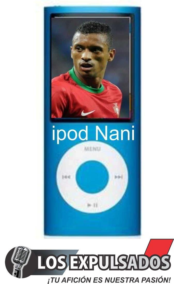 Salen ala venta los nuevos IPODS NANI