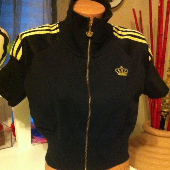 Adidas jacket Pre owned Missy Elliot collection Adidas