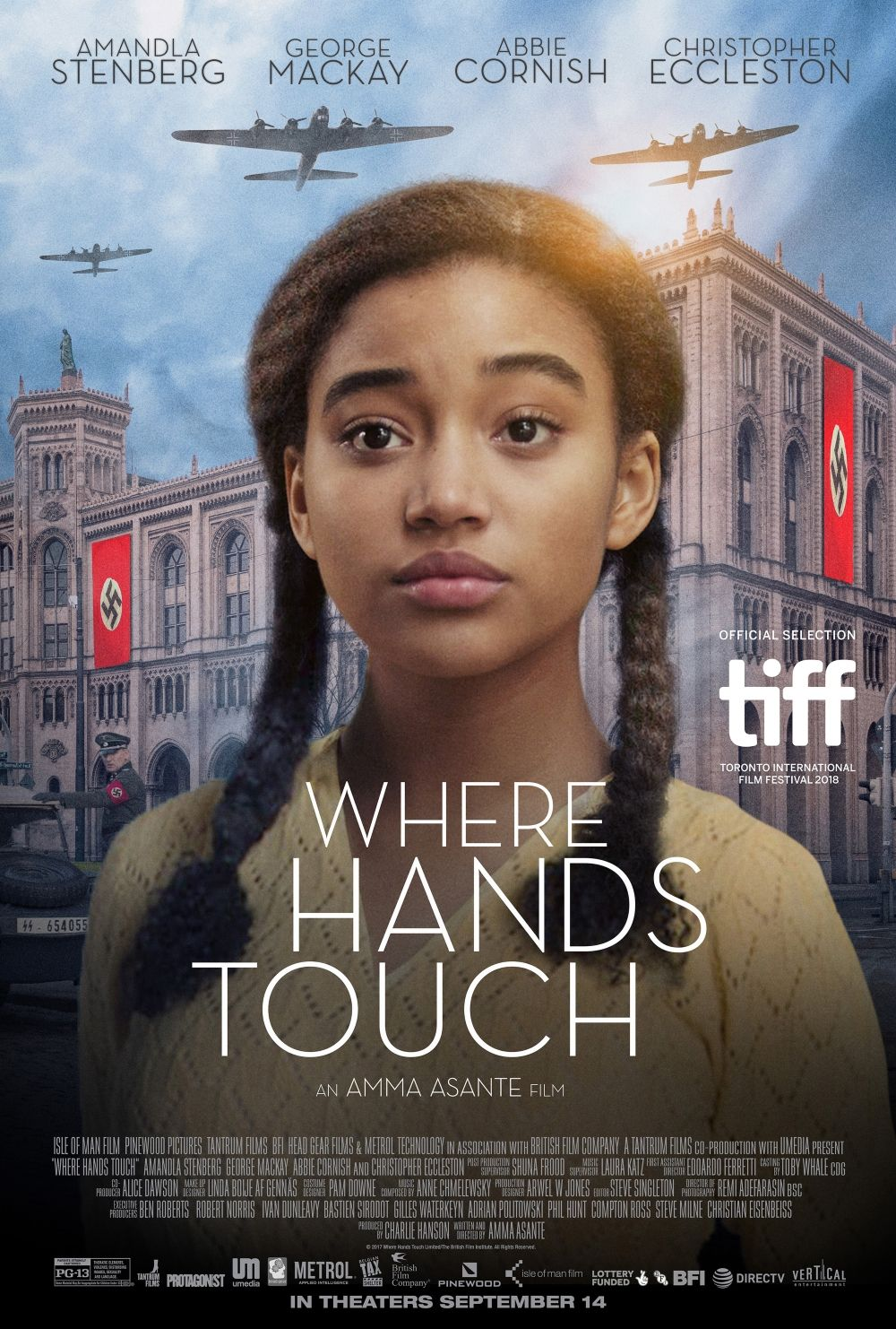 Where Hands Touch Movie Poster Https Teaser Trailer Com Movie Where Hands Touch Written And Dir Full Movies Online Free Free Movies Online Movies Online
