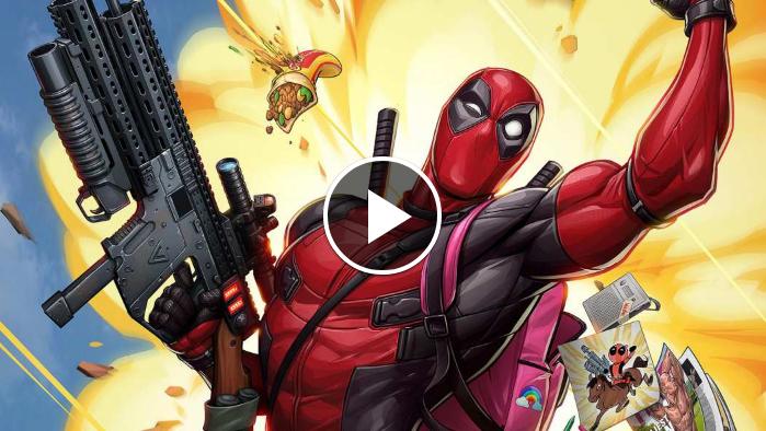 Deadpool 2 Fullmovie Online English Sub 2018 1080p 720p Hd In