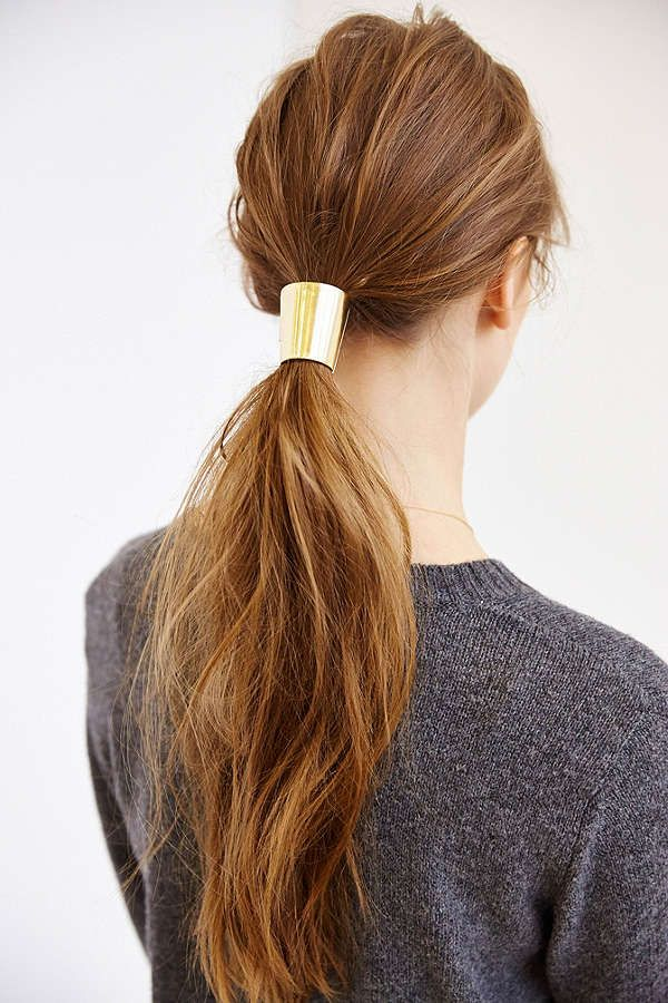 Beauty Note  The Best Hair Tie For Your Hair Type and Style - Lauren Conrad ffa684d09ac