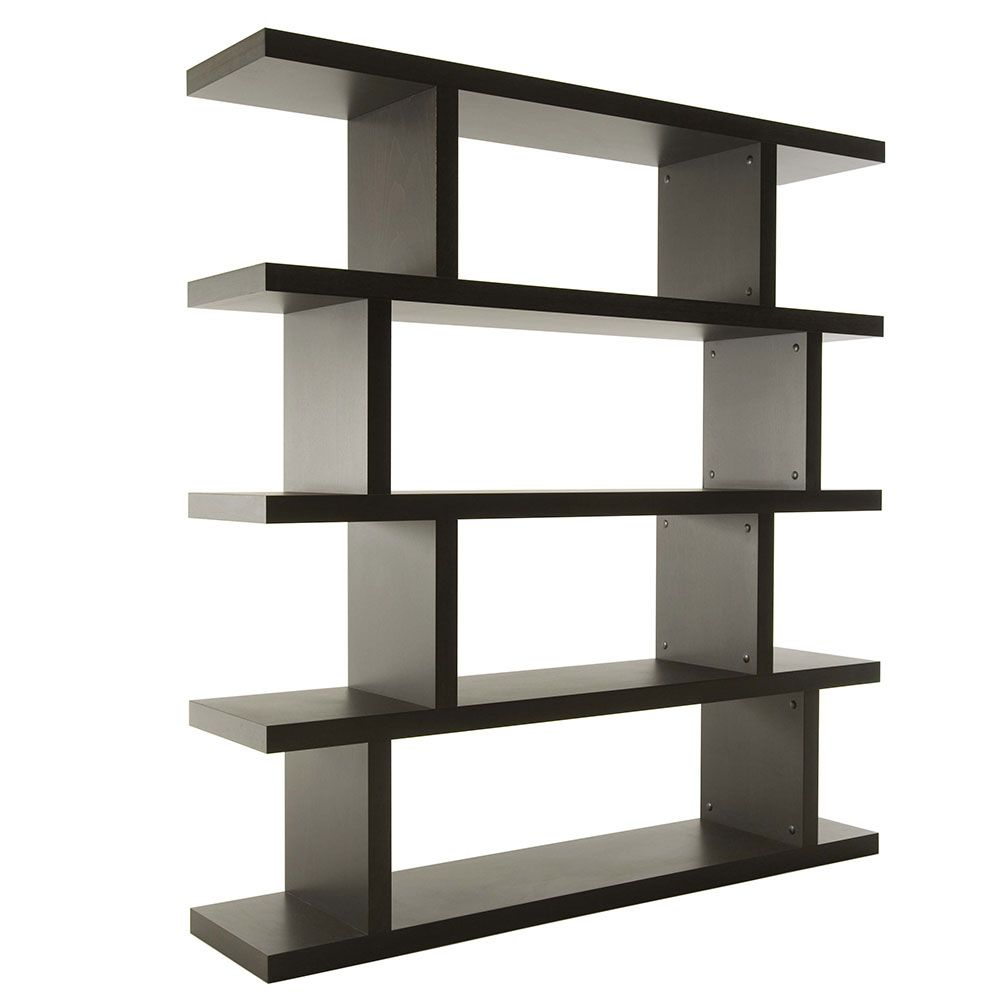 Step Modern High Bookcase By Temahome Furniture Design Living Room Modern Furniture Living Room Modern Shelving Units