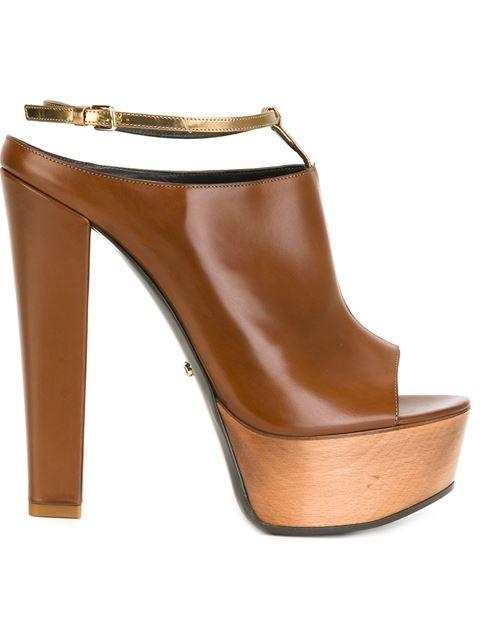 d1eddb8cbb0 Shop Marco Proietti Design platform sandals in Biondini Paris from ...