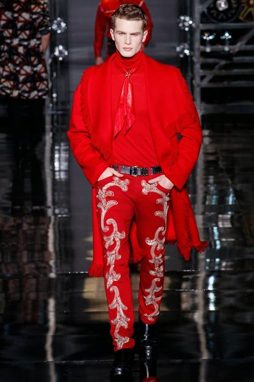 only Fashion - VERSACE AW 14 - 15
