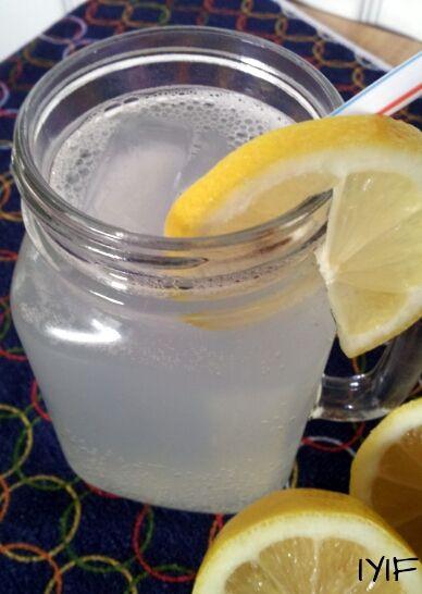 Take a Drink of Summer – Sparkling Lemonade #sparklinglemonade