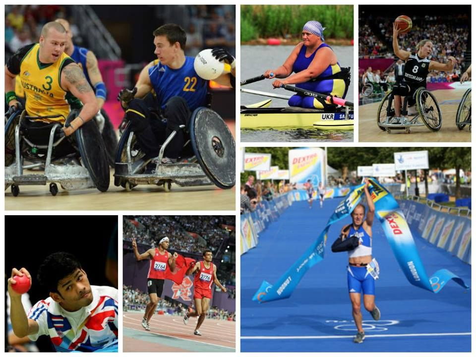 a week packed with international para sport events is coming up
