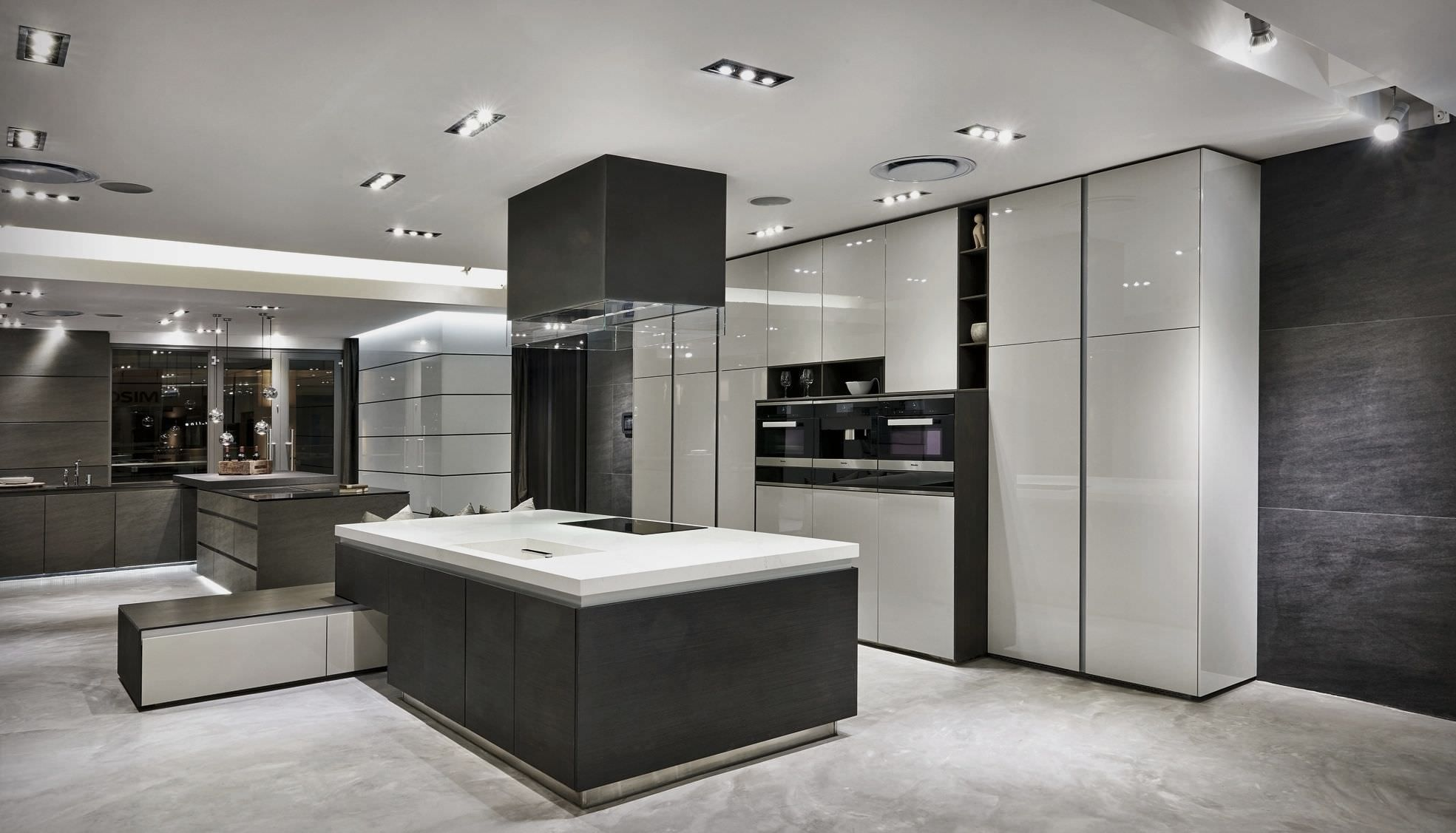 Miele appliances island extractor google search for Kitchen designs pretoria