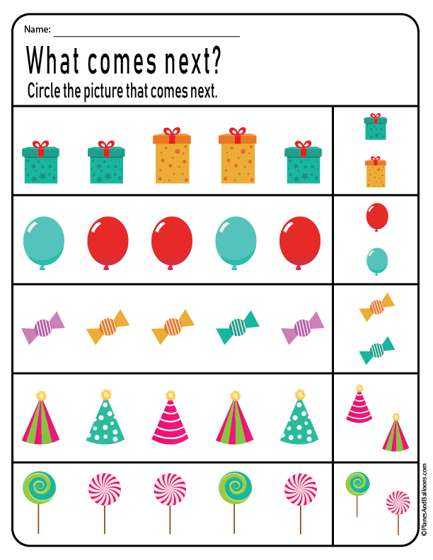 totally festive pattern worksheets for kindergarten pdf set kids will love kids pattern. Black Bedroom Furniture Sets. Home Design Ideas