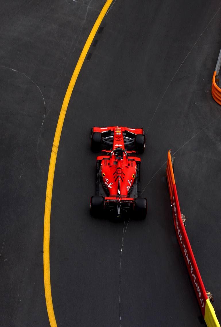 Charles Lecler Ferrari Monaco 2019 Limited Edition Of 5 Photograph In 2020 Ferrari Ferrari F1 Formula 1