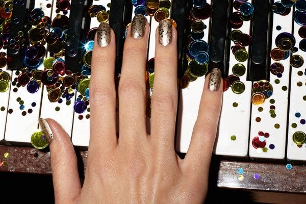 Nailed it! DIY manicures to give your New Years outfit a finishing touch. Photos by Ben Rayner.