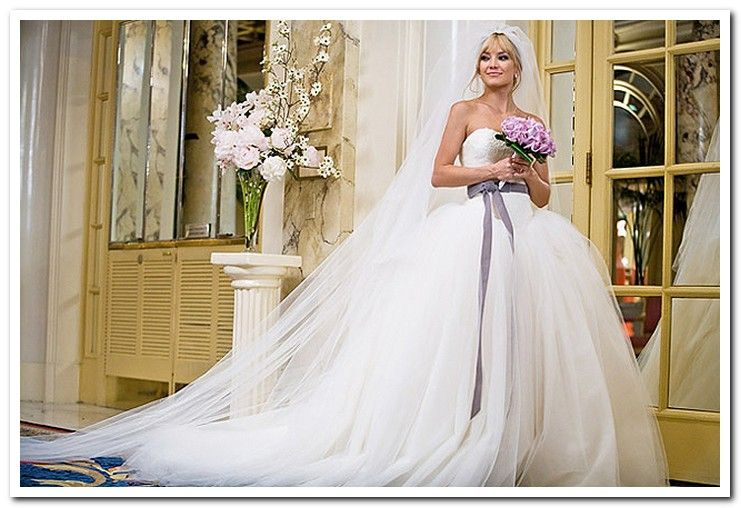 Vera Wang Bride Wars Dress Wedding Dress