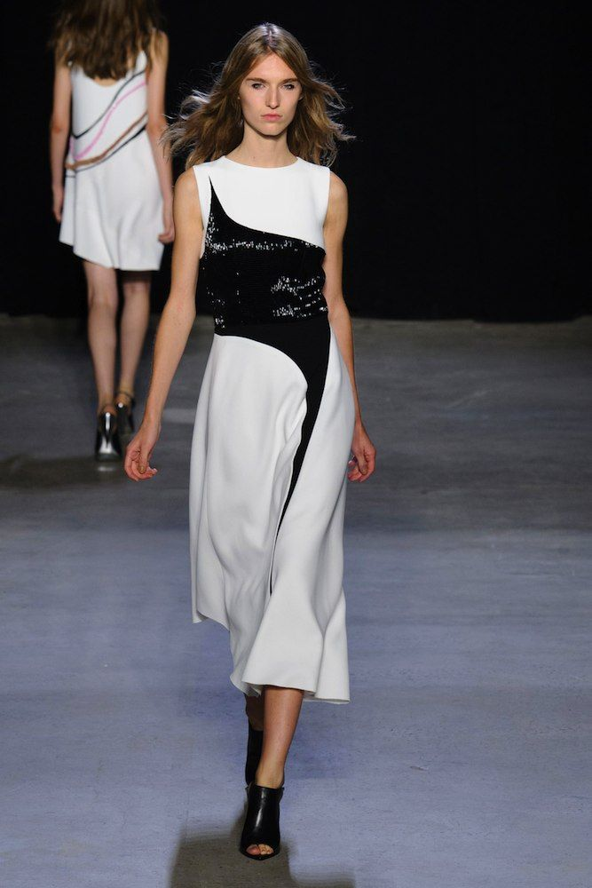 Narciso Rodriguez Spring 2015