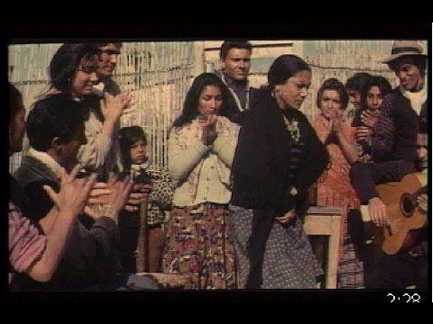 Carmen Amaya, bailaora, la gitana del Somorrostro de Barcelona (1913 - 1963)