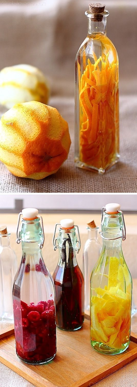 DIY Homemade Extracts -- Easy DIY cheap gift ideas for ...