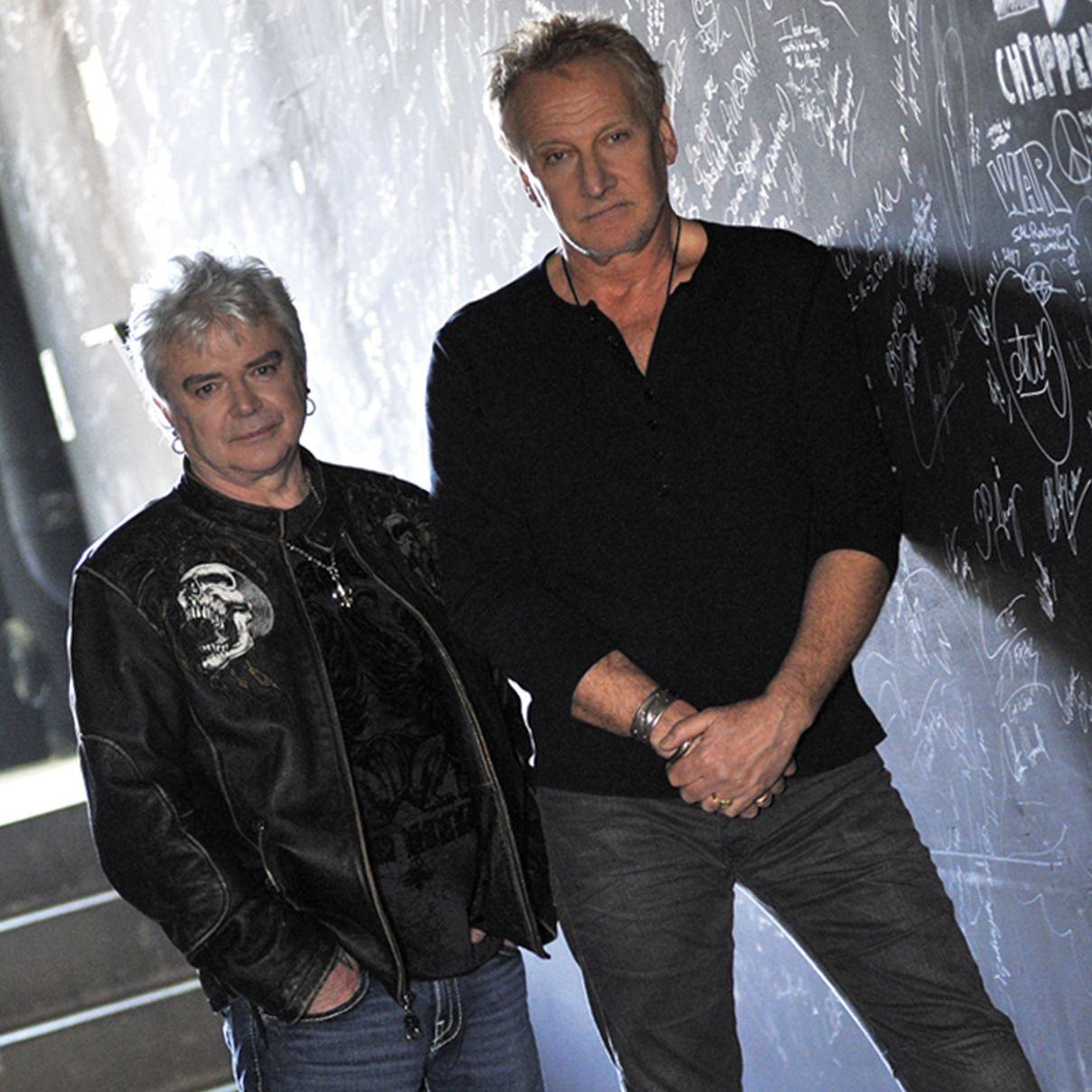 """Air Supply's Graham Russell & Russell Hitchcock became instant friends with their common love for The Beatles and, of course, singing. After seven top-five singles included on albums """"Lost in Love,"""" """"The One That You Love,"""" """"Now & Forever,"""" and """"The Greatest Hits,"""" Air Supply's simple yet majestic songs create unique sounds and lasting memories. #Spokane"""