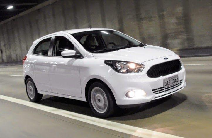 Novo Carro Novo Novo Ford Ka 2015 Preco Consumo Ficha Tecnica