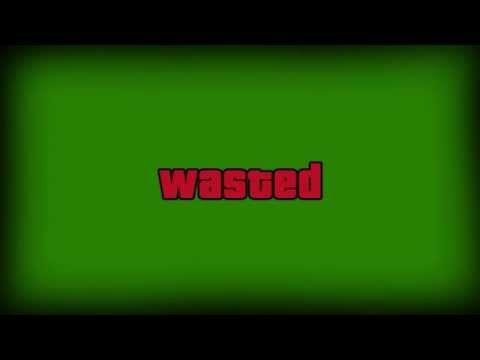 Gta5 Wasted Green Screen Effect Sound Youtube Greenscreen Green Screen Video Backgrounds Video Design Youtube