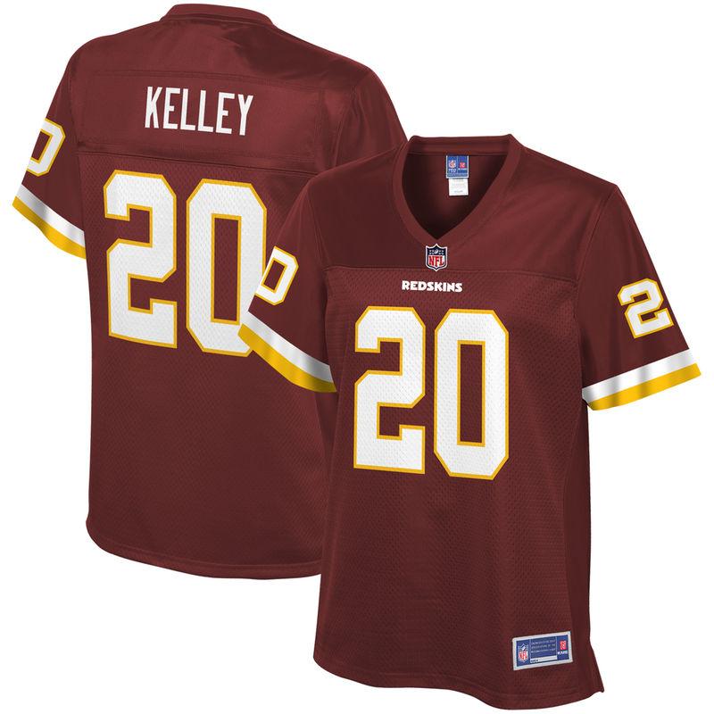 buy popular ba3ac df81d Rob Kelley Washington Redskins NFL Pro Line Women's Team ...