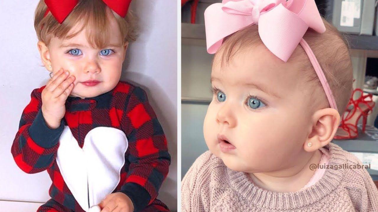 جمال هذه الطفلة لا يقاوم اجمل صور الطفلة Luliza Youtube Cute Babies Baby Face Baby