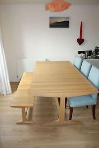 Habitat Parker Dining Table And Bench Habitat