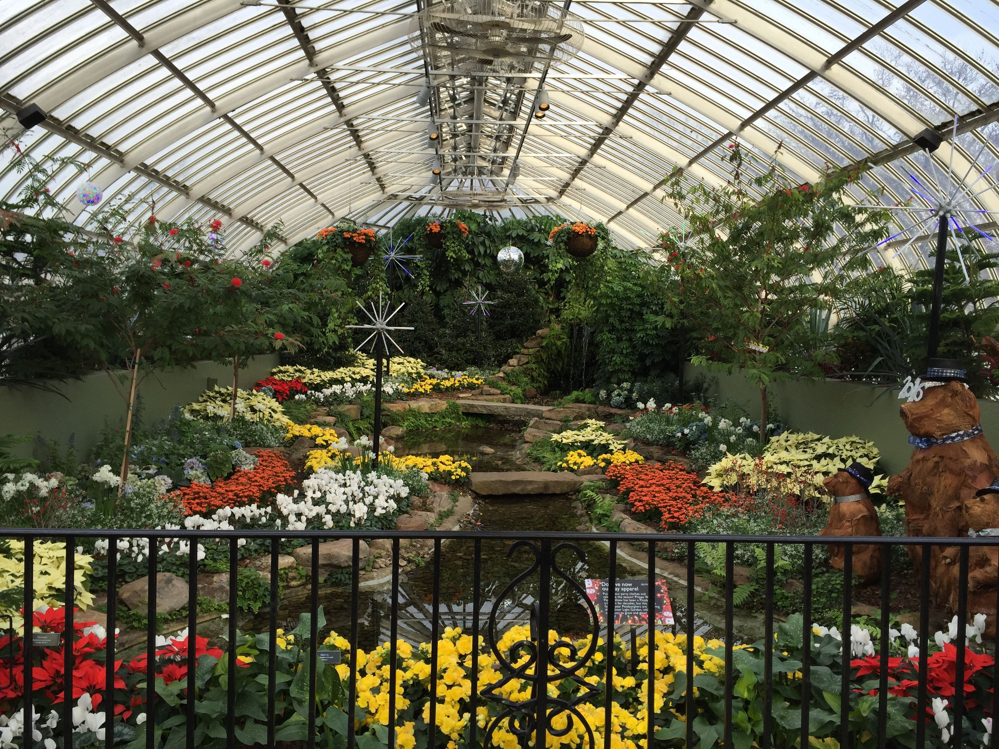 9 Things You Should Know Before You Visit Phipps Conservatory And Botanical Garden In Pittsburgh Botanical Gardens Phipps Conservatory Garden Inspiration