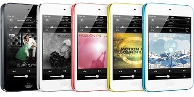 Apple Launches 16GB iPod with 5MP Front camera