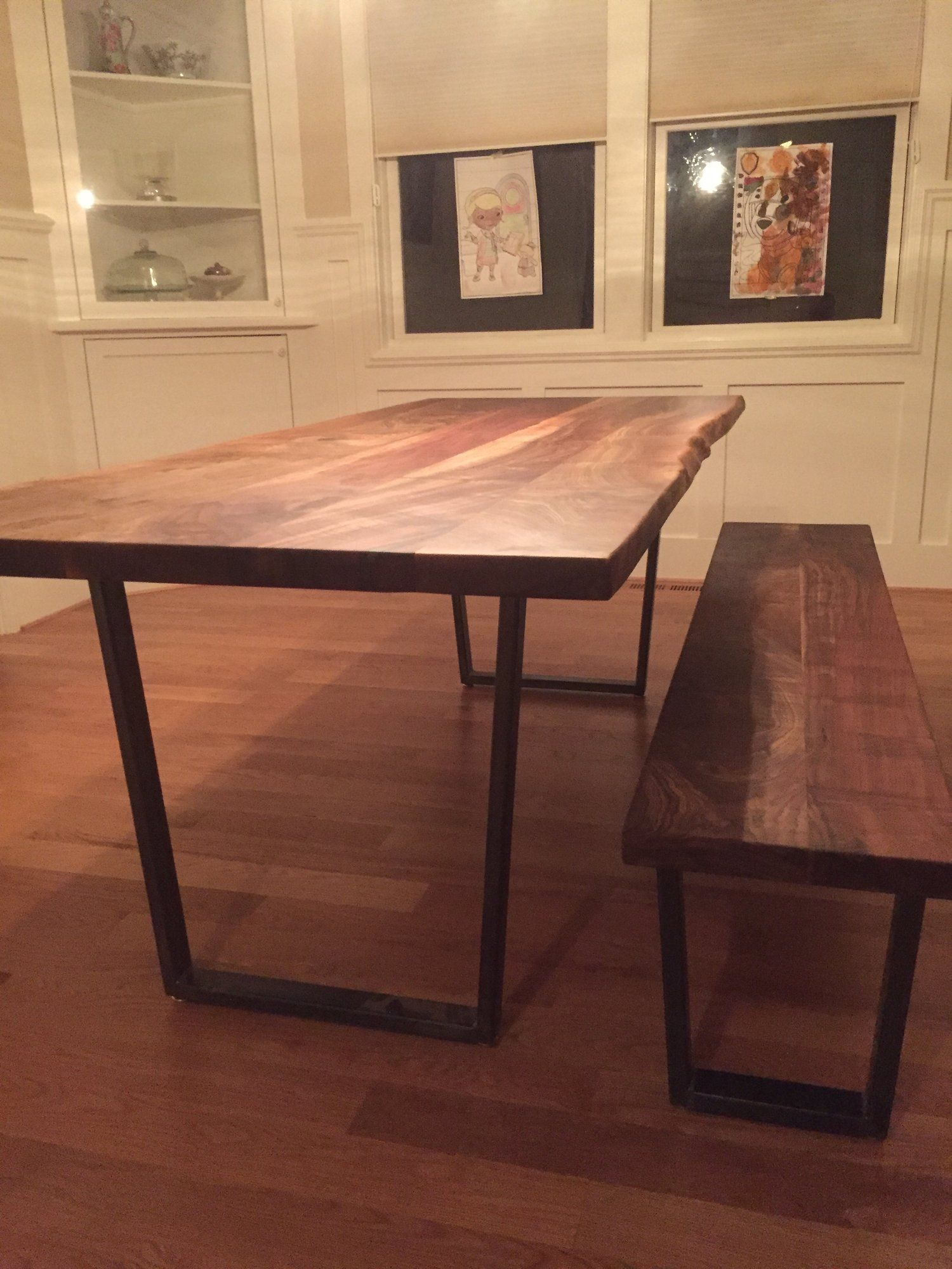 Live Edge Walnut Dining Table Live Edge Walnut Dining Table