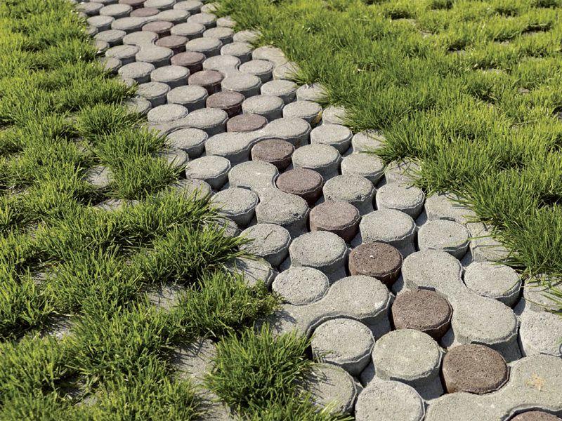 Pavimentazione Drenante Da Giardino : Pavimentazione drenante per esterni lunix linea drenanti by