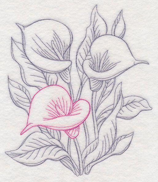 10+ Enchanting Crewel Embroidery Long Short Soft Shading ...