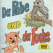 Der Rabe und der Fuchs Märchen Pixi Buch 565   Serie 71