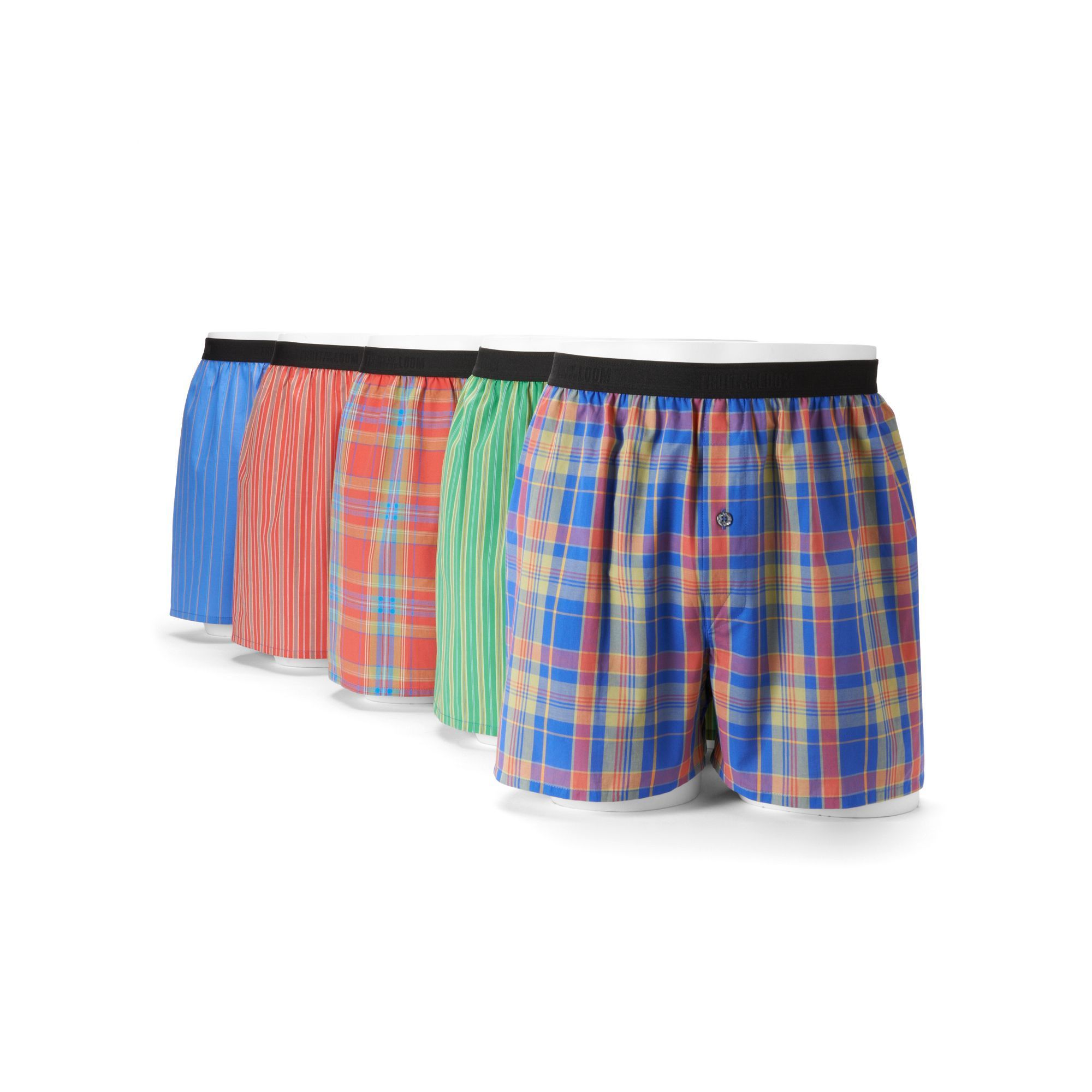 Men's Fruit of the Loom Signature 5pack RelaxedFit
