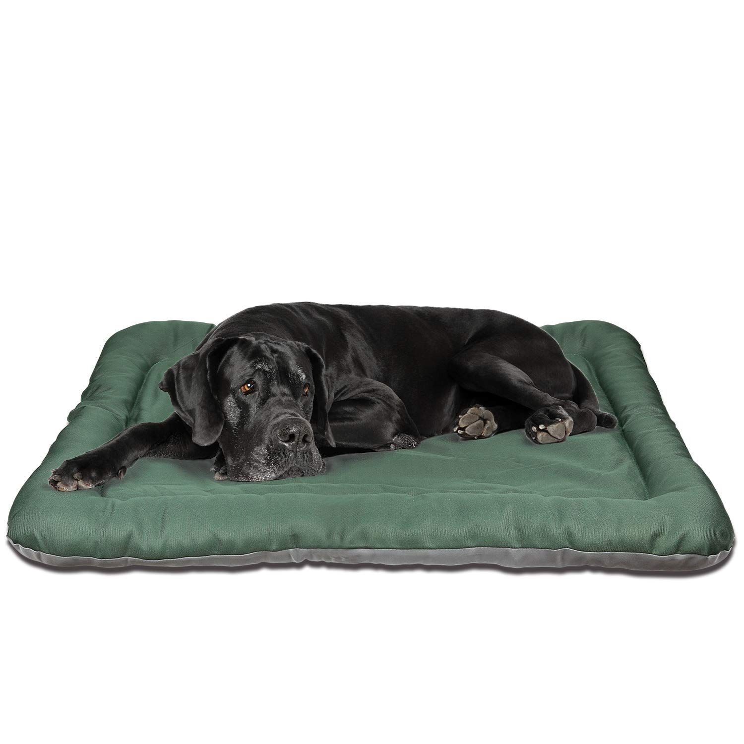 Yitesen Dog Bed Medium Crate Kennel Mat Dogs House 100 Washable
