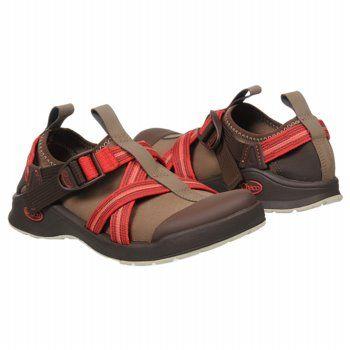Chaco Ponsul Bulloo Sandals (Salmon Run) - Women's Sandals - 8.5 M